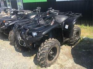 2009 YAMAHA GRIZZLY 550! AMAZING SHAPE! USED