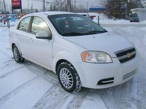 2009 Chevrolet Aveo LS Berline