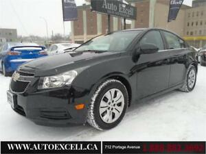 2012 Chevrolet Cruze LT ALLOYS 1.4L 4CYL