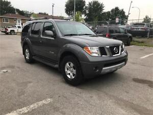 2006 Nissan Pathfinder OFF ROAD 4X4 7 PLACE