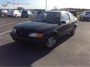 Toyota tercel coupe année 1995 ,220000 KM, $999