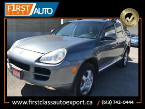 2006 Porsche Cayenne S - Fully Loaded - Extremely Clean!