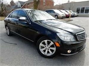 2008 MERCEDES BENZ C230 NAVIGATION CAMERA 104KM