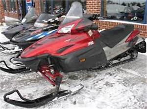 Yamaha RX-1 Warrior snowmobile
