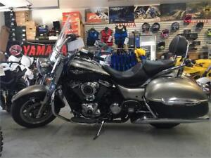 ALL IN PRICING! 2014 KAWASAKI VULCAN NOMAD 1700! NEW + WARRANTY