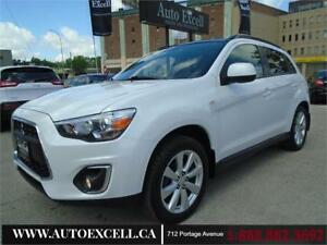 2013 Mitsubishi RVR GT, AWD, Leather, Back Up Camera