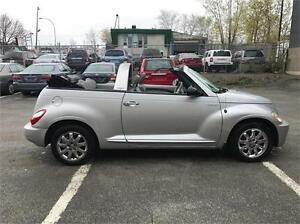 2006 CHRYSLER PT CRUISER CONVERTABLE 106000KM TURBO