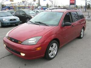 2003 Ford Focus ZTW Familiale