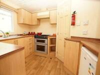 Double Glazed & Central Heated Static Caravan For Sale in Skegness, Lincolnshire