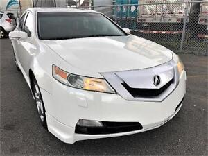 2009 Acura TL/AUTO/AWD/MAGS/TOIT OUVRANT