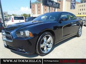 2012 Dodge Charger SXT 4DR RWD V6 3.6L SUN ROOF HEATED SEATS