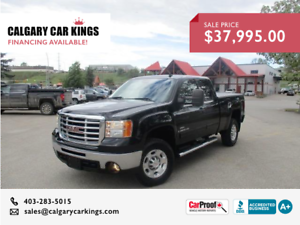 2009 GMC Sierra 2500HD SLE LOW LOW KMS