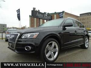 2011 Audi Q5 2.0L S Line Package, AWD, Leather, Heated Seats