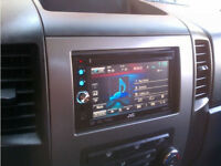 JVC AVX740 With Bluetooth