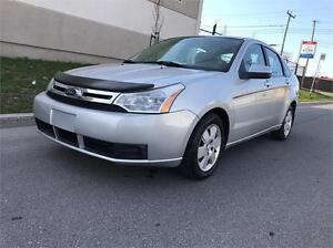 2009 Ford Focus SE AUTOMATIC 92000KM