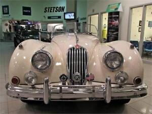 1957 Jaguar XK XK140 OTS Roadster MC/SE Spec