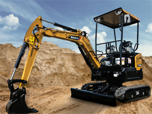 Mini Excavator | Find Heavy Equipment Near Me in Lethbridge : Trucks