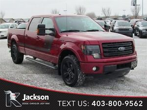 2014 Ford F-150 FX4 - Navigation, Heated & Ventilated Seats