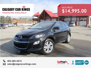 2012 Mazda CX-7 GS AWD Easy Credit Approval for anyone