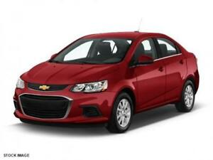 BAD CREDIT NO PROBLEM 2017 Chevrolet Sonic LT