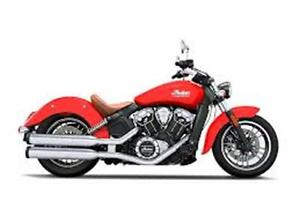 NEW 2016 INDIAN SCOUT