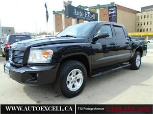 2010 Dodge Dakota SXT CREW CAB 4WD 6CYL 3.7L