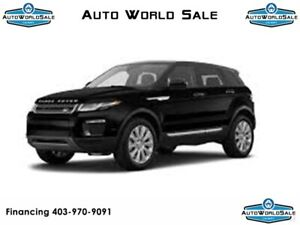 2015 LAND ROVER RANGE ROVER EVOQUE - AWD | LEATHER | PANO ROOF |