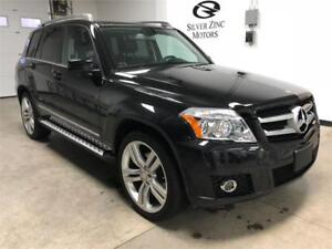 2010 Mercedes Benz GLK 350, 4matic, only 17,842 km, like new