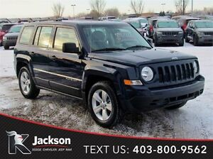 2014 Jeep Patriot Sport - Manual, Low KM