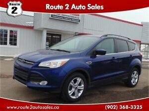 2015 Ford Escape SE FWD LEATHER