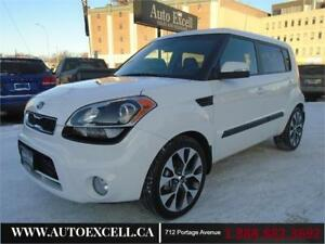 2012 Kia Soul 4u 5dr Wgn Auto 4CYL 2.0L LEATHER SUN ROOF NAVI