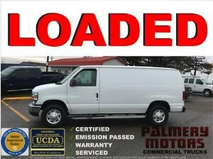 2011 FORD E-250 FULLY LOADED CARGO