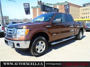 2012 Ford F-150 XLT SUPERCREW ECOBOOST 4X4 6CYL 3.5L
