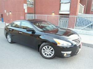 2015 NISSAN ALTIMA 2.5S ,FOG LIGHTS , POWER DRIVER SEAT !!!