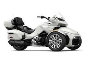 2017 Can Am Spyder F3 Limited