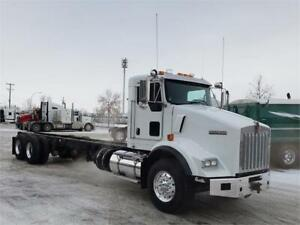 Kenworth 2013 T800 Chassis & Cab