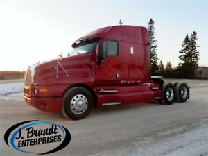 2007 Kenworth T2 Series