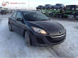 2010 MAZDA 3 AUTOMATIQUE CLIMATISEE 4CYLINDRES 2.0 L 116000 KM