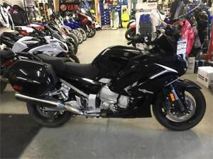 PRICED TO GO! 2014 YAMAHA FJR 1300 ES ! NEW + WARRANTY!