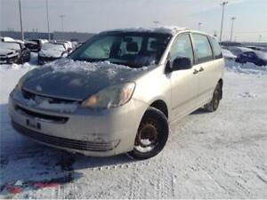 2004 TOYOTA SIENNA AUTOMATIQUE CLIMATISEE PROPRE 185000 KM
