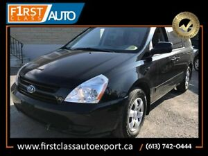 2009 Kia Sedona - Two Set Of Keys - 7 Pass. - Great For Family!