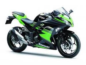 2017 Kawasaki Ninja 300 KRT Edition with ABS