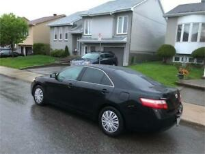 2009 TOYOTA CAMRY- automatic- 121 km  FULL EQUIPER- 4 cylindres