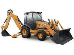 2013 Case 590 Backhoe, Comes with Hydraulic Quick change bucket