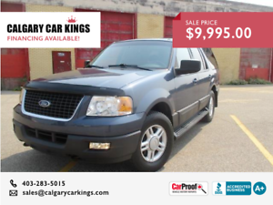 2005 Ford Expedition XLT 4x4 Low Kms