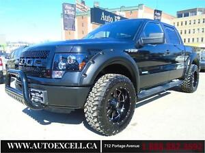 2013 Ford F-150 XLT LIFTED SUPERCREW 4X4