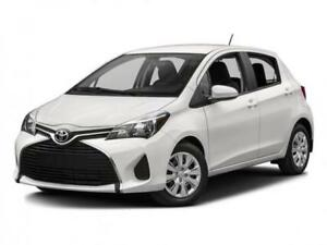 BAD CREDIT NO PROBLEM 2016 Toyota Yaris LE