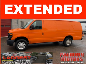 2013 FORD E-250 EXTENDED CARGO