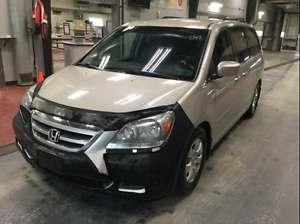 2006 Honda Odyssey EX VERY|LOW MILEAGE| LOCAL MANITOBA VAN