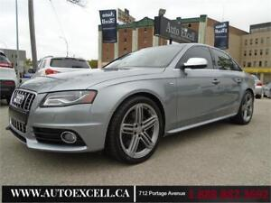 2011 Audi S4 Premium, AWD, Super Charged, Leather
